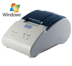 Portable Thermal Receipt Printer for Windows
