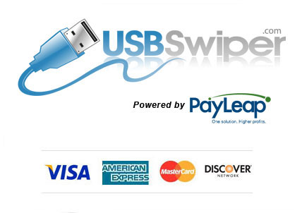 USBSwiper PayLeap Software Interface